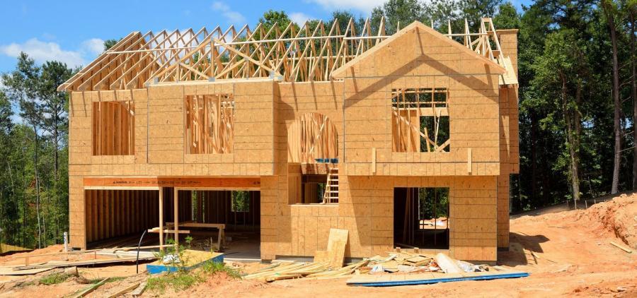 Le bois de plus en plus utilisé dans la construction partout en France