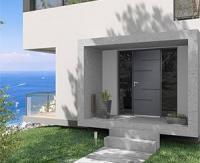 Nouvelle gamme de portes d'entrée en aluminium TEMPO i GIMM Menuseries