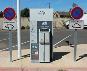 Le gouvernement annonce des aides aux bornes de recharge pour véhicules...