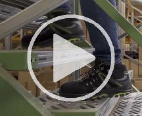 Würth présente ses chaussures de sécurité Flex Running