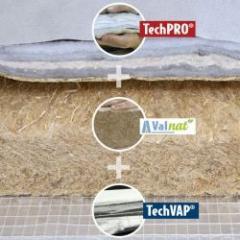 Système d'isolation Grande Performance Énergétique et acoustique
