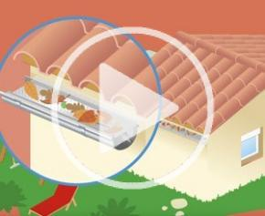 Araltec - Les avantages du protège gouttière
