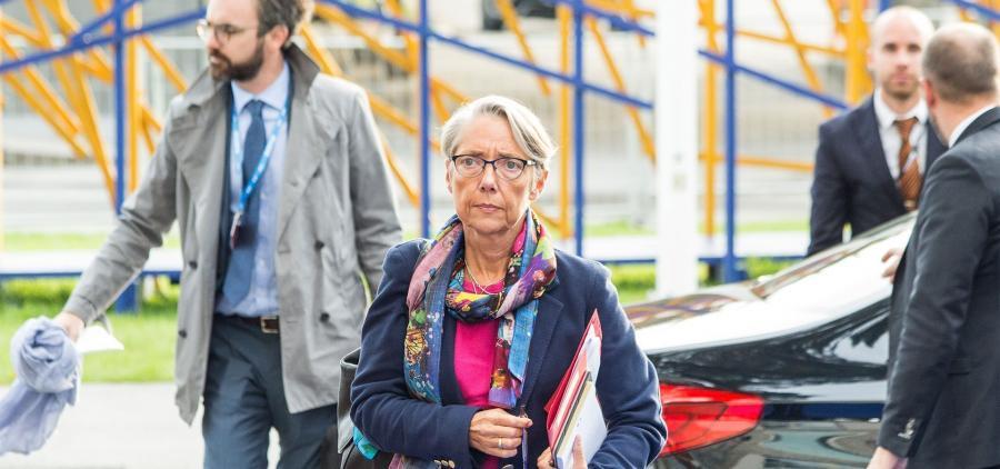 Elisabeth Borne, nouvelle ministre de la Transition énergétique