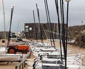 Feu vert pour la création contestée d'un port à Brétignolles-sur-mer...
