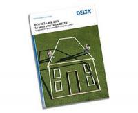 Delta édite une brochure pour prouver la conformité de ses membranes avec le nouveau DTU 31.2