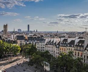 Les loyers ont augmenté de 1,7% en 2018 à Paris lors de l'interruprion du...