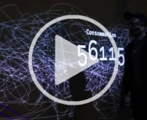 Databaz, l'exposition où la donnée devient design