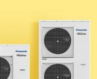 Panasonic lance une nouvelle unité gainable PACi haute pression pour une installation simplifiée