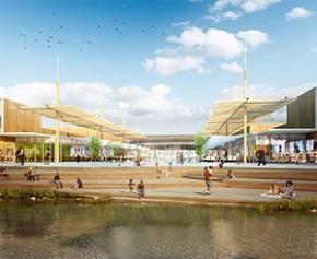 Le projet de centre commercial Val Tolosa à Toulouse menacé par une...