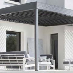 Pergola aluminium bioclimatique
