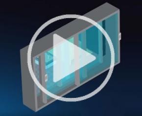 Double fenêtre coulissante 2 en 1 par Technal : Quand ventilation rime avec protection