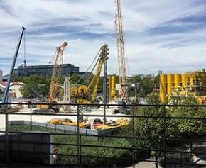 Le Grand Paris renchérit les coûts de construction, selon Eiffage