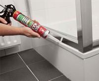 Poly Max Fix & Seal Express colle ultra-puissante et mastic d'étanchéité