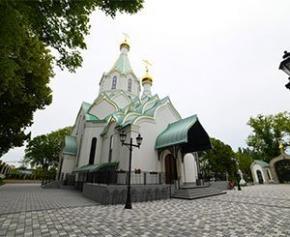 A Strasbourg, une église orthodoxe russe flambant neuve à côté du quartier...