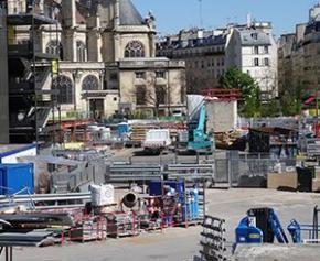 S'il est élu, Griveaux promet de suspendre les travaux à Paris jusqu'à fin 2020