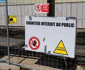 Publication de l'arrêté repérage amiante avant travaux pour les immeubles bâtis