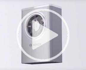 Pompe à Chaleur Bosch Compress 6000 AW