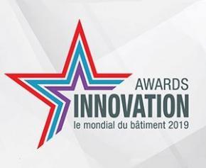 Découvrez les nominés des Awards de l'Innovation du Mondial du Bâtiment 2019