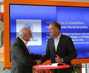 Bouygues Immobilier, 1ère entreprise à signer la « Charte Métropole Nature » du...