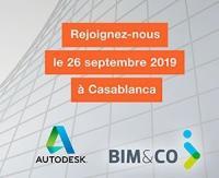 Trace Software International et BIM&CO participent au forum Autodesk à Casablanca