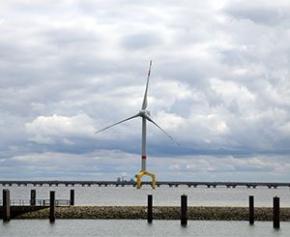 250 emplois créés à Brest grâce au futur parc éolien en baie de Saint-Brieuc