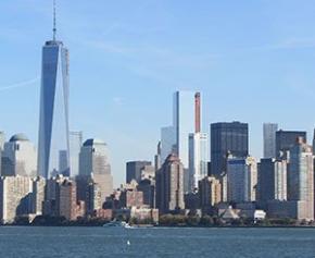 Travaux herculéens à New York pour résister à la montée des eaux