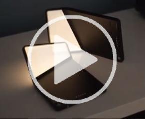 Häfele + Nimbus : Winglet CL, l'éclairage LED sans travaux