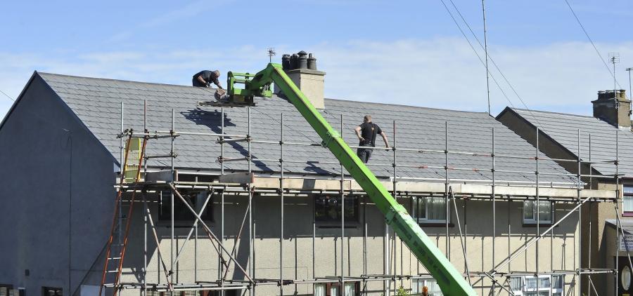 La nouvelle prime d'État pour les travaux de rénovation énergétique exclut 20% des ménages les plus aisés