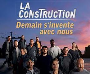Le secteur de la construction part en campagne