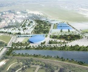 L'aménageur du futur village médias de Paris-2024 promet une cité jardin du 21e siècle