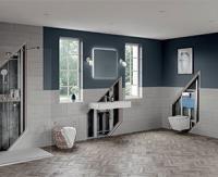 Nouveaux bâti-supports et plaques de commande de toilettes