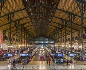 Le projet controversé de rénovation de la Gare du Nord franchit une étape...