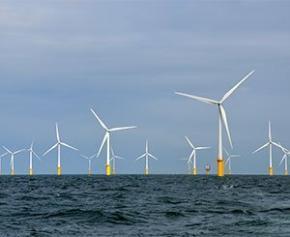 L'éolienne géante de GE équipera le plus grand champ offshore au monde en GB