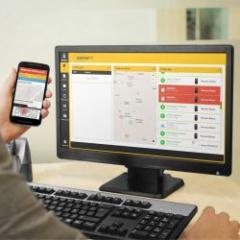 Dispositif d'alarme pour travailleur isolé innovant et nouvelle génération
