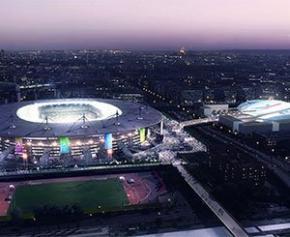Philippe lance les travaux du village olympique des JO-2024 en Seine-Saint-Denis