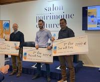 Les Trophées de la chaux 2019 : Ciments Calcia et Socli récompensent les plus belles restaurations à la chaux