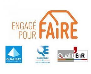 Qualibat, Qualifelec et Qualit'EnR s'associent à EDF en faveur de la rénovation...