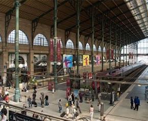 """La Ville de Paris nomme 4 experts pour """"retravailler"""" le projet de la Gare du Nord"""