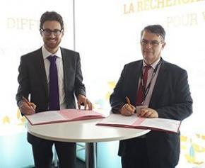 Conventions de partenariat entre le Cerema et l'AQC pour la rénovation énergétique...