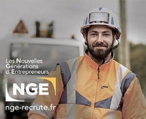 NGE vise 10.000 embauches d'ici 2024