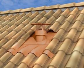 Cheminées Poujoulat lance Ventélia Sanit'Air, des sorties de toit dédiées à la...