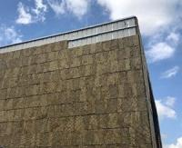 Rockwool facilite la pose des bardages métalliques sur les chantiers avec Rockzed Bardage