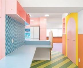 Un appartement aux saveurs fruitées au coeur de Tokyo