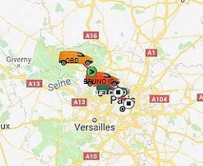 Guide d'achat : choisir son système de géolocalisation de véhicules