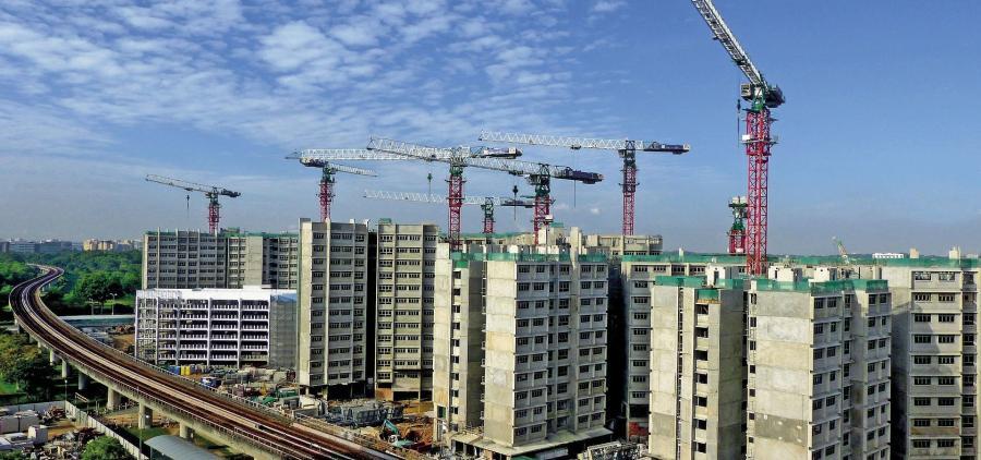 La baisse continue pour les permis de construire et les mises en chantier entre août et octobre