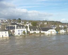 Les inondations du 22 au 24 novembre devraient coûter 285 millions d'euros aux...