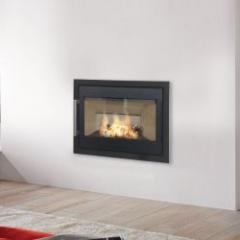 Insert pour rénover ou créer une cheminée bois esthétique et performante