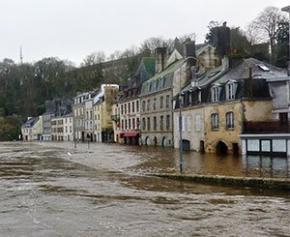 Augmentation des aides pour les travaux contre les risques d'inondations