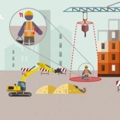 Protection des collaborateurs et optimisation des chantiers grâce aux objets connectés