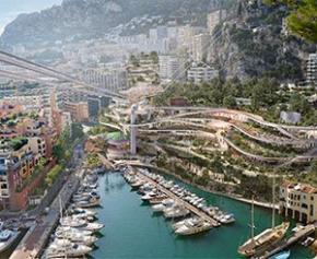SOCRI dévoile à Monaco le projet urbain du futur le plus durable du monde